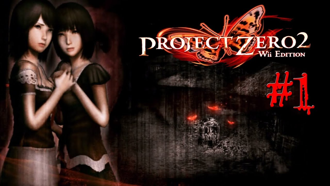 Another Ghost Story Begins! - Fatal Frame 2 (Wii) - Part 1 - YouTube