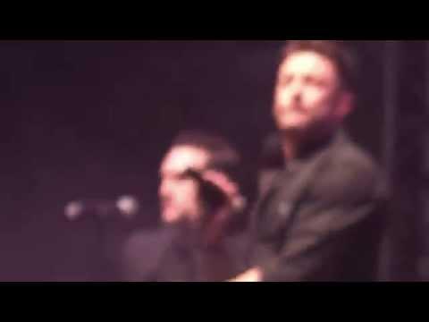 Blue - Too Close (Live In Dubai 2015)