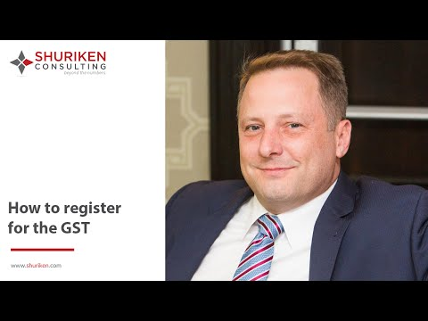 ABN Series: How To Register For The GST?