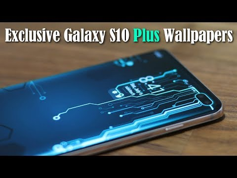 Galaxy S10 Plus Download These Gorgeous Wallpapers Now Youtube