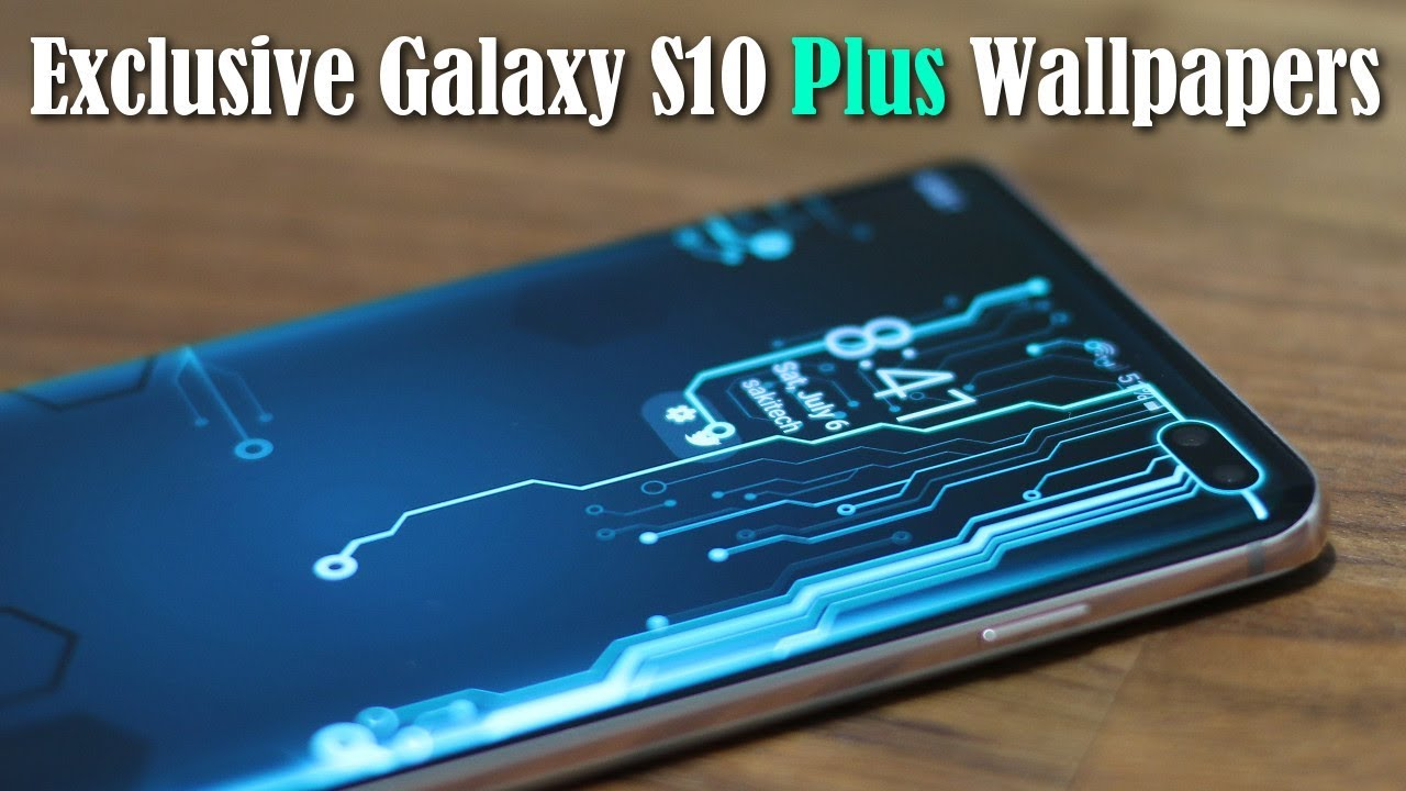 Galaxy S10 Plus Download These Gorgeous Wallpapers Now