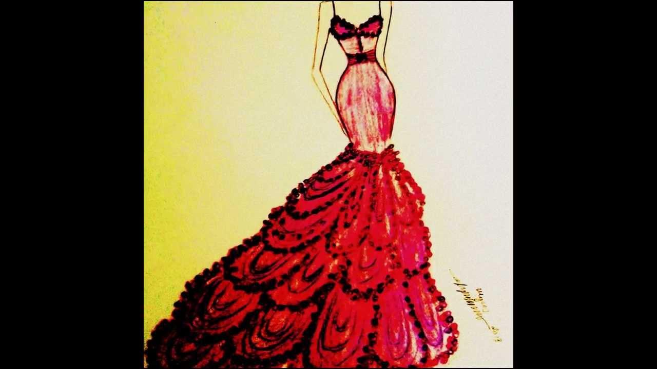 Filipino evening gown designer - YouTube