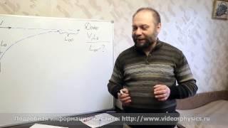 Физика. Урок № 12. Кинематика. Задача про зайца и собаку