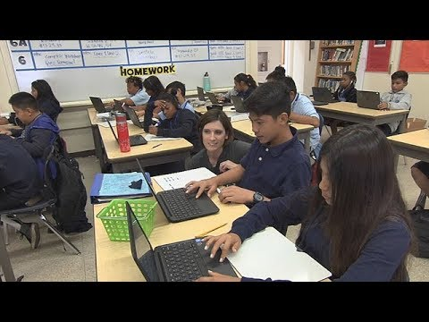 Inside California Education: Khan Academy