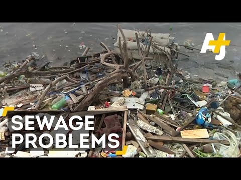 Rio's 2016 Olympic Raw Sewage Problem Will Have You Feeling Uneasy