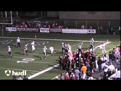 Beaver HS (Beaver, PA) Football Highlights 2014