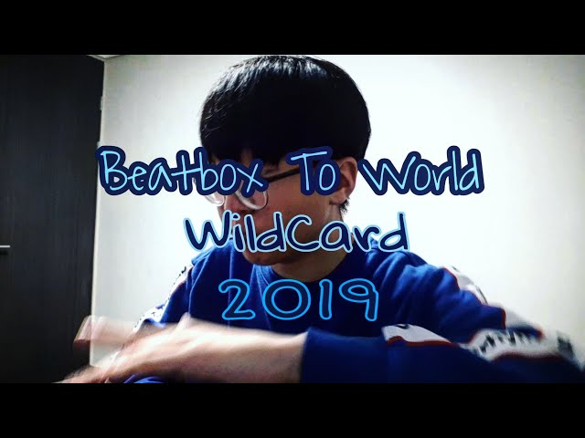 Jack🇰🇷| Get To The Point | Beatbox To World 2019 WildCard ( WINNER )
