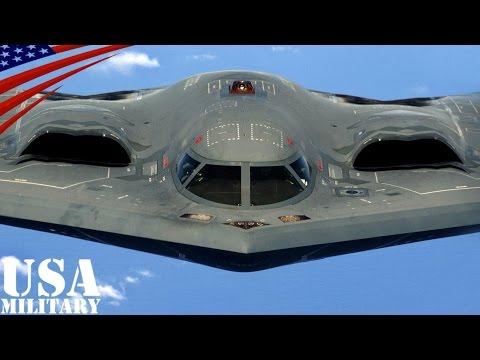 B-2スピリット ステルス爆撃機・アメリカ空軍 -