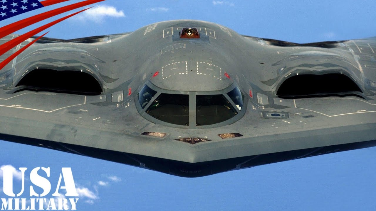 B-2スピリット ステルス爆撃機・アメリカ空軍 - B-2 Spirit Stealth Bomber