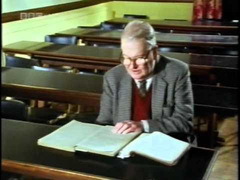Bookmark: Kingsley Amis (1991), Part Three