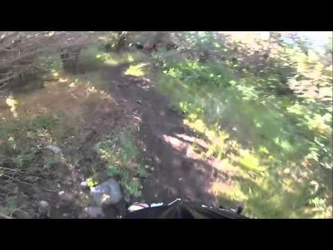 Mountain Biking - Rose Canyon - Yellow Fork - Herriman Utah
