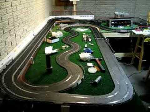 Ninco Mosler slot car