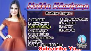 Top Hits -  Nella Kharisma Lagu Paling Top Dangdut