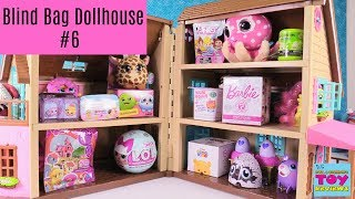 Baixar Blind Bag Dollhouse #6 Unboxing Disney Baby Secrets Hatchimals MLP | PSToyReviews