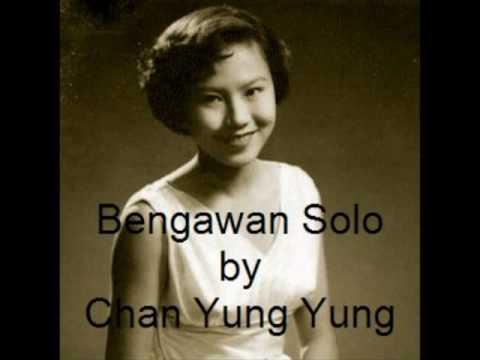 Bengawan Solo - Chan Yung Yung