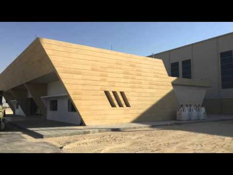 Al Nariyah Workshop Project