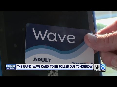Riding 'The Wave': Rapid Rolls Out E-pay Option Tuesday