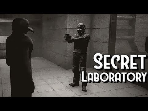 SCP Secret Laboratory - Playing with Discord friends