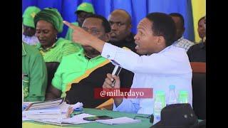 HD VIDEO: RC ALLY HAPI AFOKA, TAZAMA ALIVYOAGIZA POLISI WAMCHUKUE MENEJA WA BENKI NA MWANASHERIA