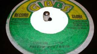 """Dennis Brown How Can I Leave / Prince Mohammed Bubbling Love / Joe Gibbs 12"""" Single Mix"""