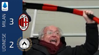 MILAN-UDINESE 3-2 | REEEEEBIIICCC [LIVE REACTION]