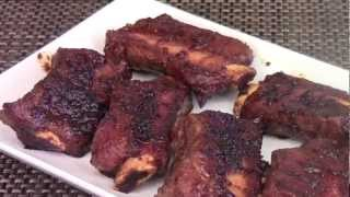 How to make Korean kalbi beef short ribs