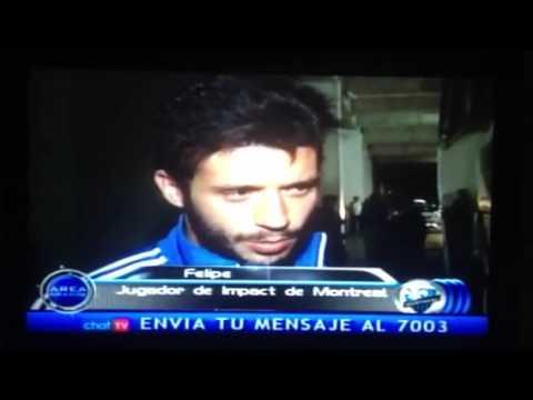 Entrevue Romero et Felipe à Guatemala City