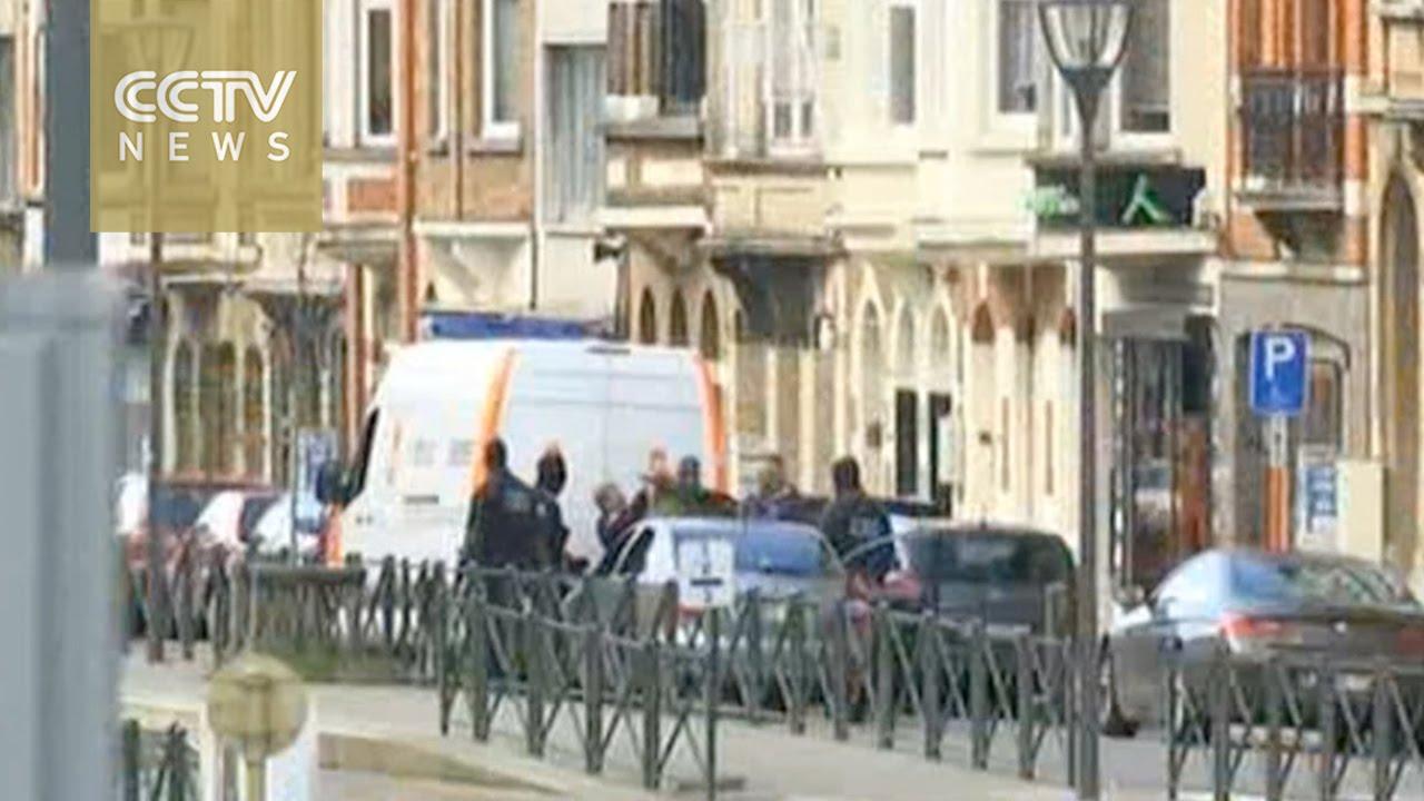Belgian media report explosion-like noises heard at Brussels train station