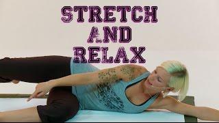 Fit durch Dehnung: Stretch and Relax Workout - Das komplette Training mit Lena