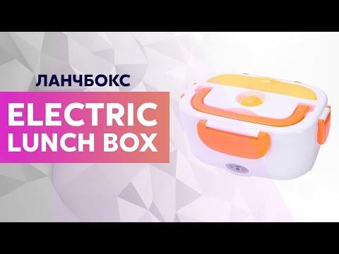 Обзор ланч бокса с подогревом Electric Lunch Box