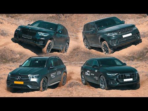 SUV Battle 2020: