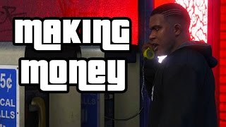 GTA 5 - Multi Target Assassination (MAKING 150 MILLION) #53 - Xbox One / PS4