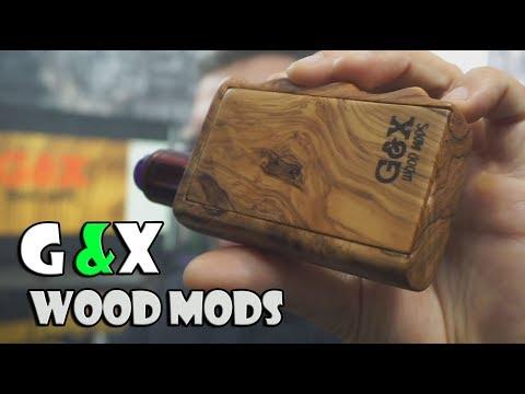 G & X Wood Mods - BasilisL (Greek Reviews)
