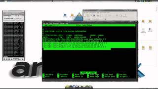 How to automount ntfs partitions in Arch linux.avi