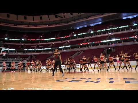 2013-14 Luvabulls auditions: Day 2