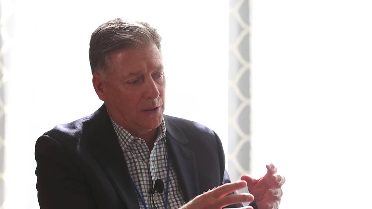On Sight Interview Tom Frinzis Plans For AMO Ophthalmology OISASCRS 2016