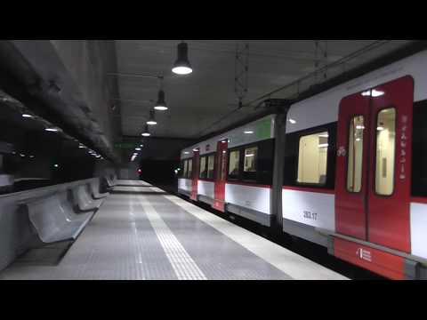 Ferrocarriles de la Generalitat de Cataluña - 213.17 en Europa Fira