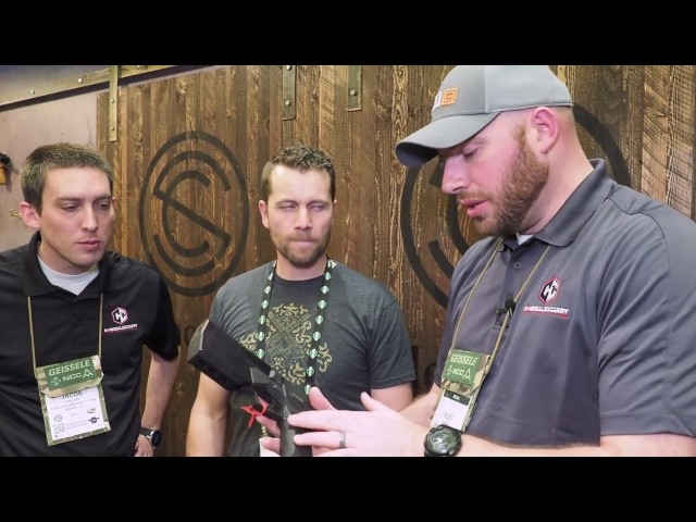 SilencerCo – New Maxim 9 at SHOT Show 2017