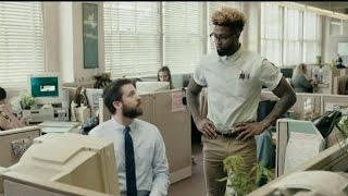 Odell Beckham Jr. Commercials