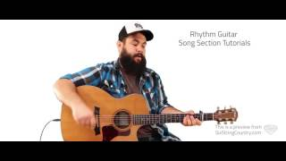 T-Shirt Thomas Rhett Guitar Lesson and Tutorial