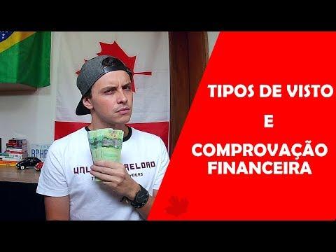VISTOS E COMPROVAÇÃO FINANCEIRA - MORAR E TRABALHAR No CANADÁ #10