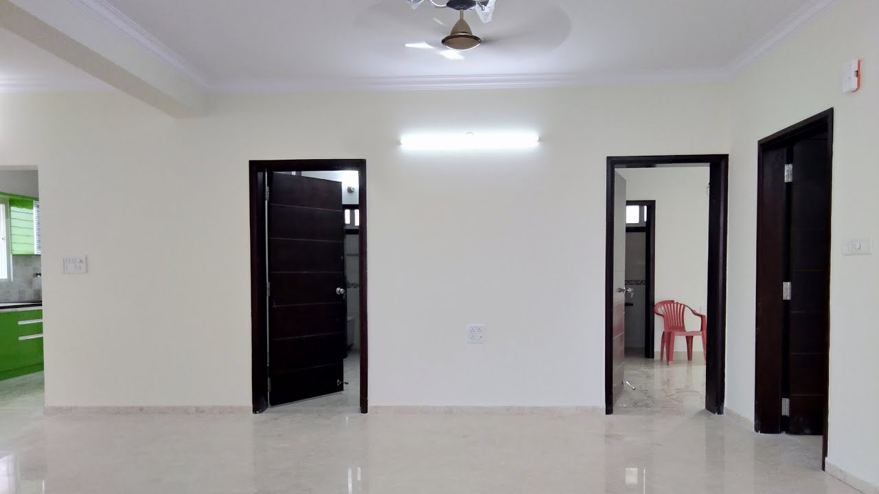 Apartment for rent 3BHK at HRBR Layout Bangalore ...