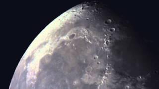 Waning Gibbous Moon July 17 2014