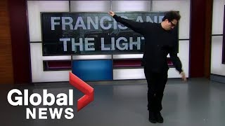 Francis and the Lights performs 'May I Have This Dance'
