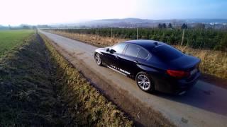 2017 DER NEUE BMW 5er (G30) 520d xDrive Limousine