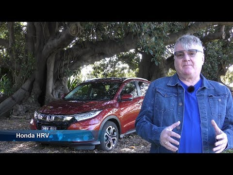 Honda 2019 HRV VTi-LX Video Car Review SYDNEY Australia