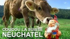 Coucou la Suisse : Neuchâtel, La Chaux-de-Fonds, Val-de-Ruz et Val-de-Travers