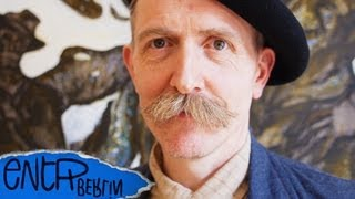 Wild Billy Childish (part 1) // eNtR meets