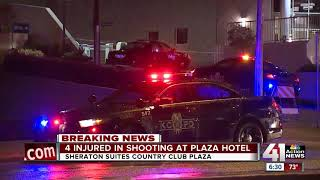Baixar 4 Teens shot in Country Club Plaza hotel