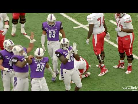 ACU Football | ACU vs Nicholls
